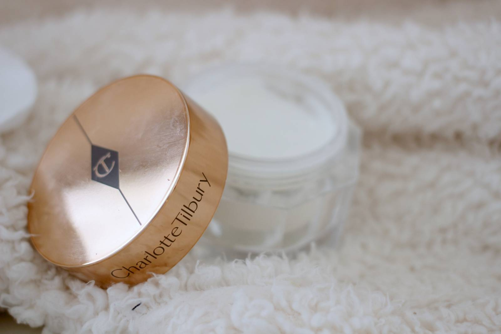 Chilly Weather Skincare - Charlotte Tilbury magic cream