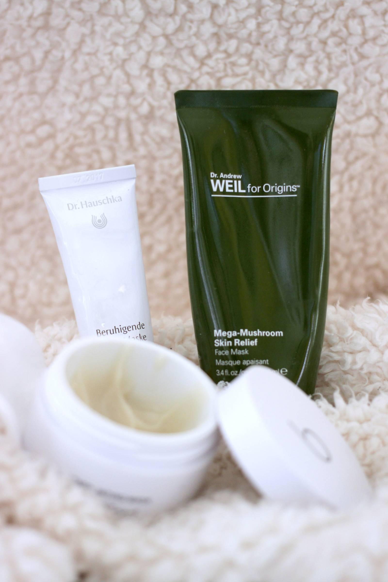 Chilly Weather Skincare - face masks