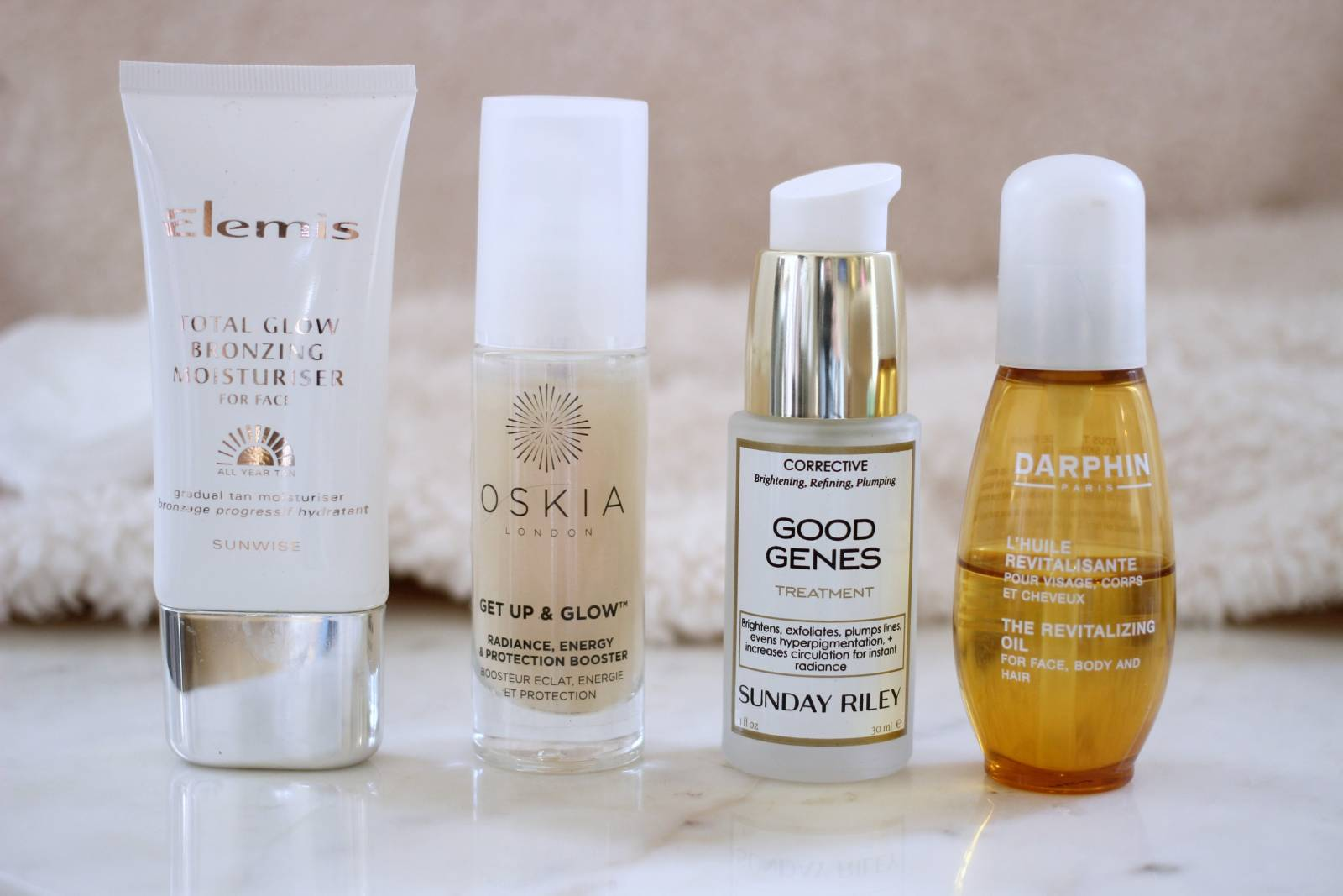 Chilly Weather Skincare - face oils serums