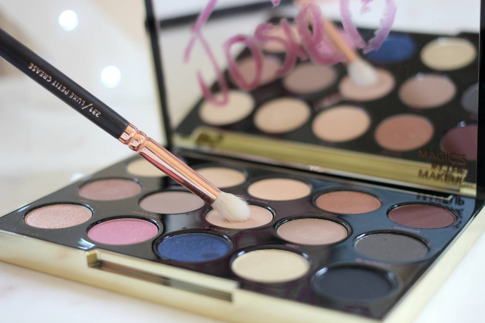 Impulse Charli XCX Rock & Love Inspired Beauty Routine 6