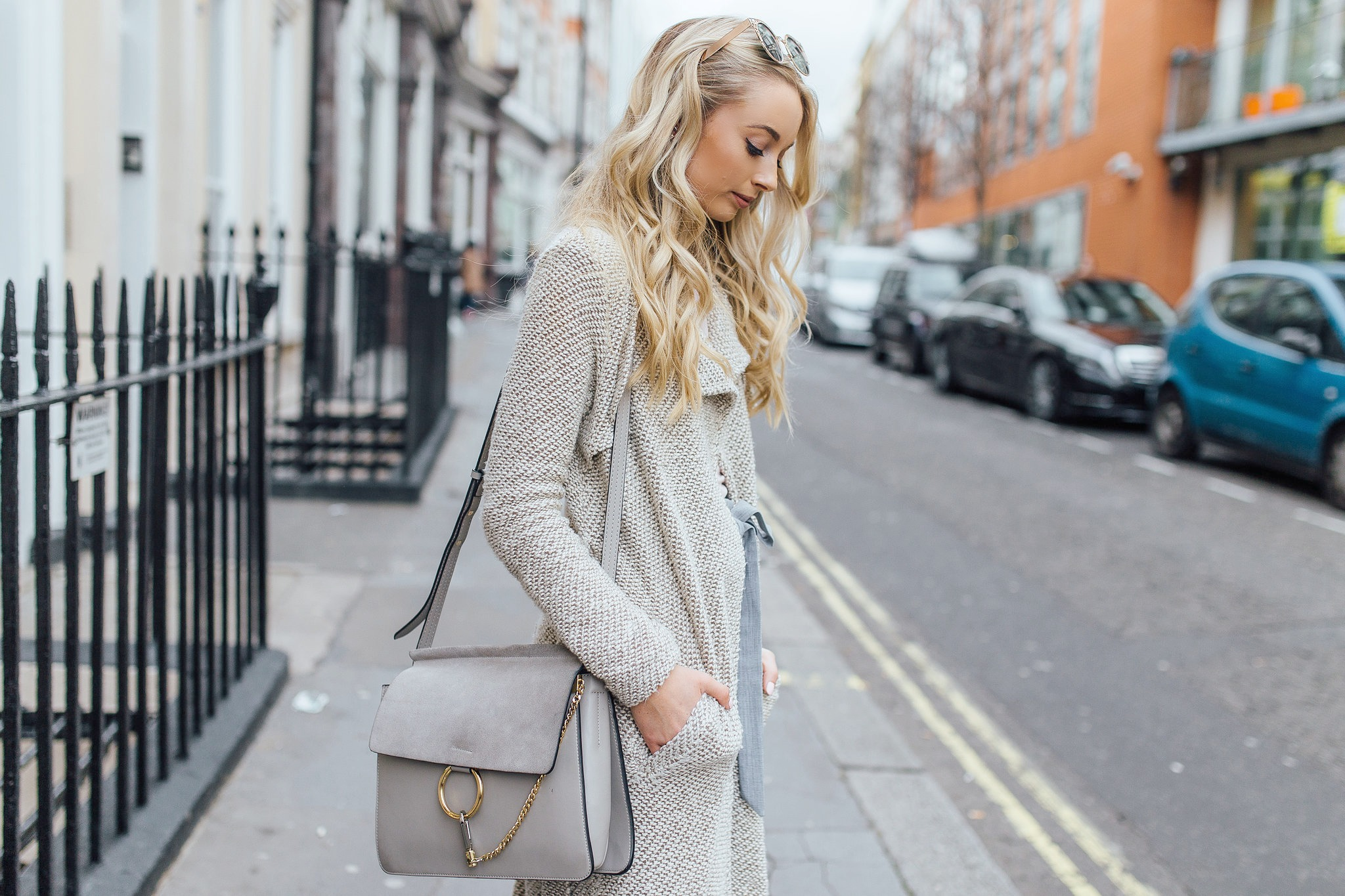 London Fashion Week Day One #ootd fashion mumblr