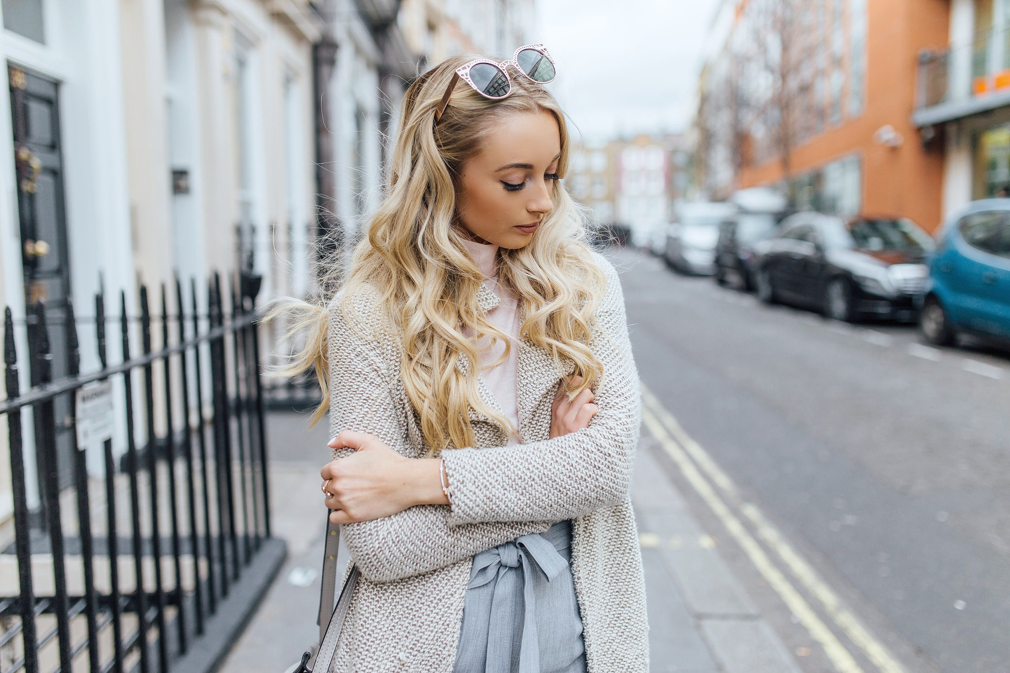 London Fashion Week Day One #ootd fashion mumblr 1