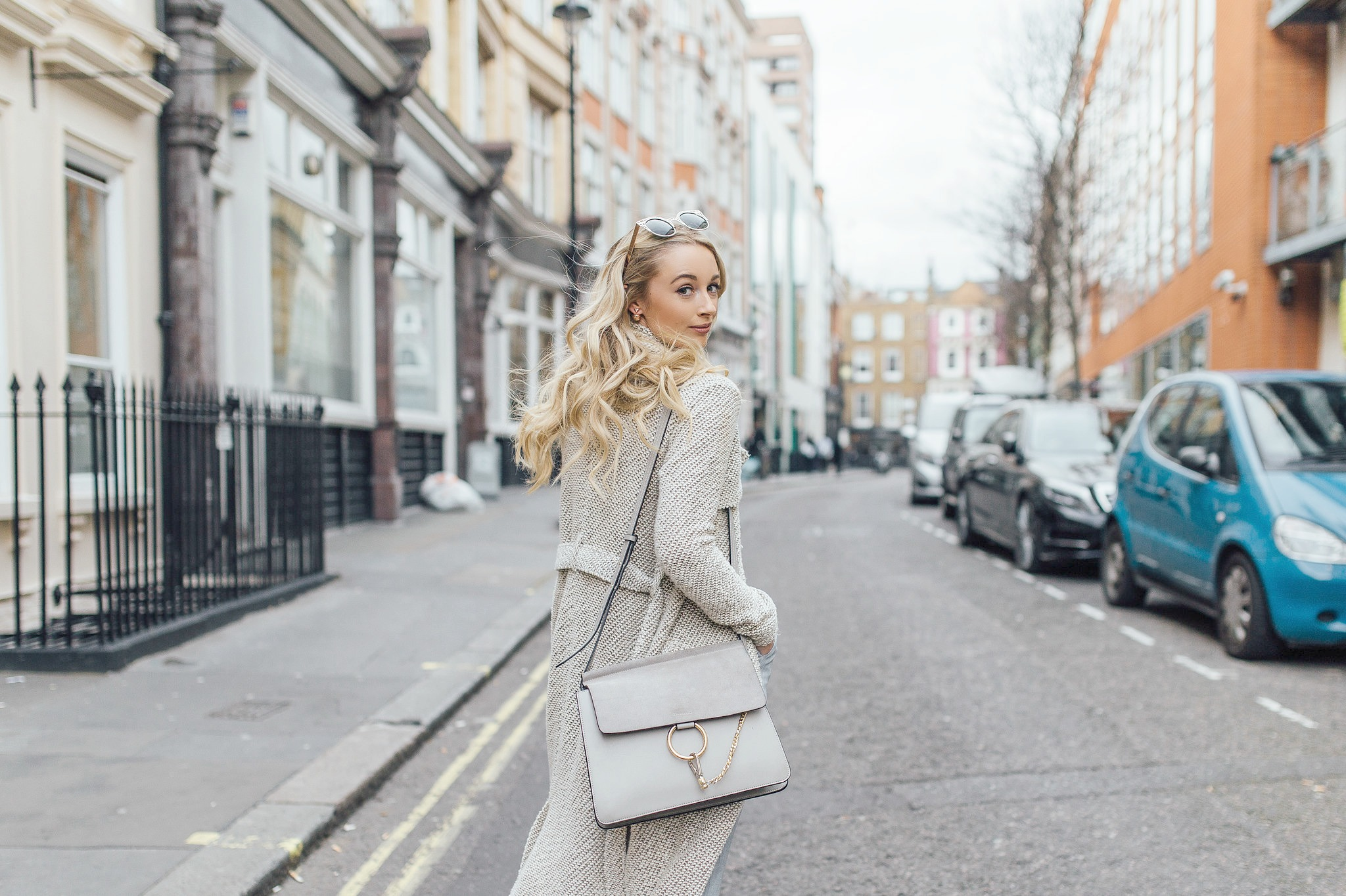 London Fashion Week Day One #ootd fashion mumblr 14