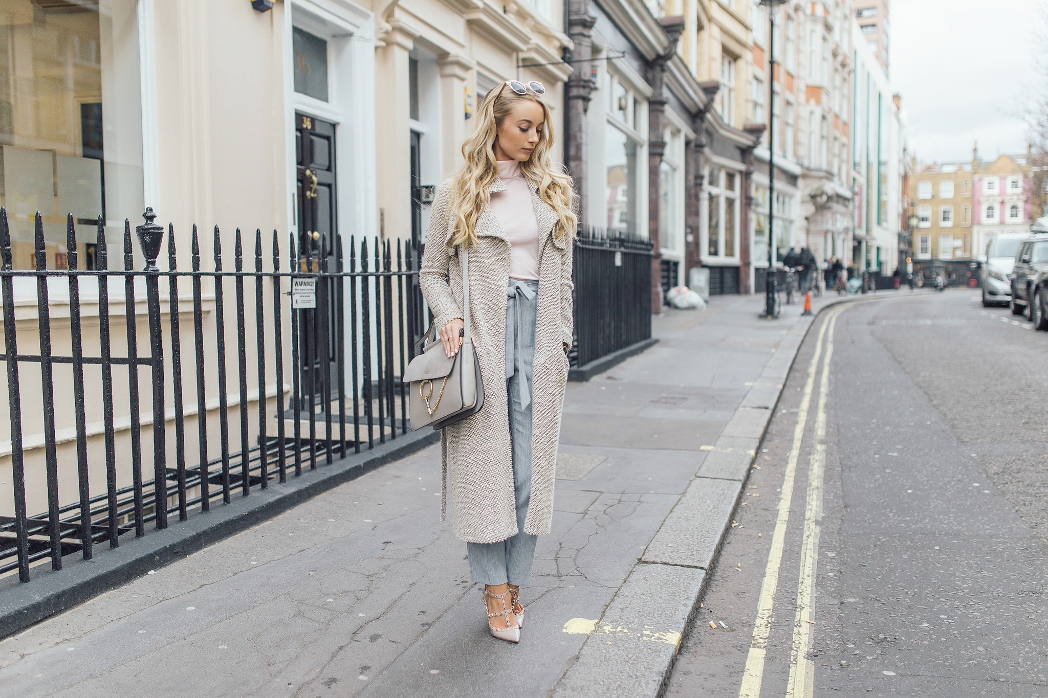 London Fashion Week Day One #ootd fashion mumblr 6