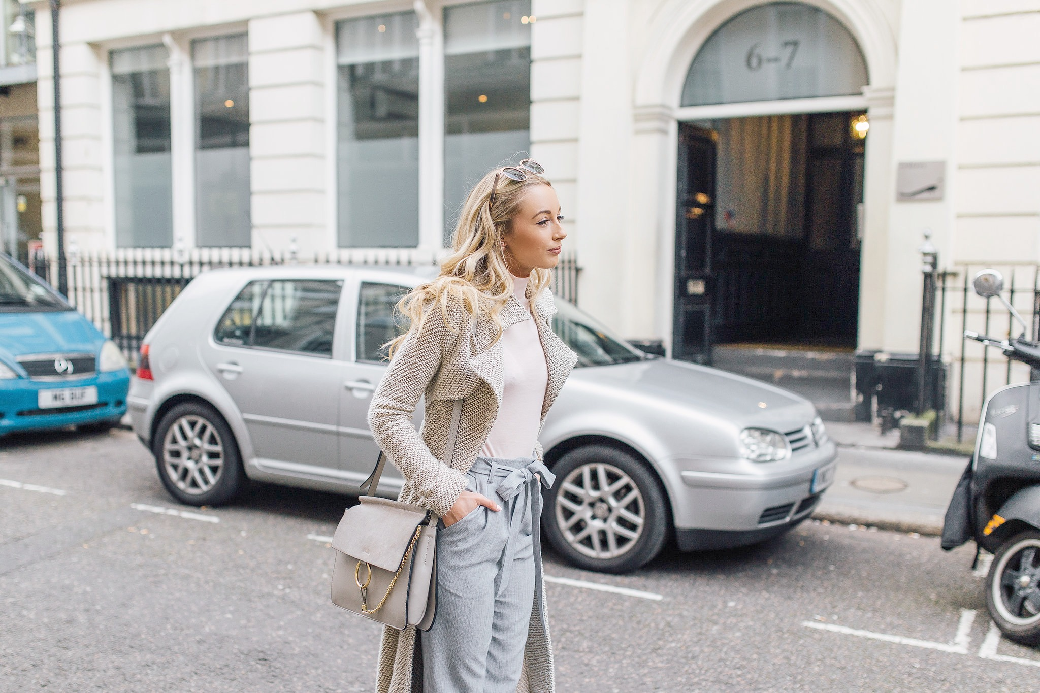 London Fashion Week Day One #ootd fashion mumblr 8