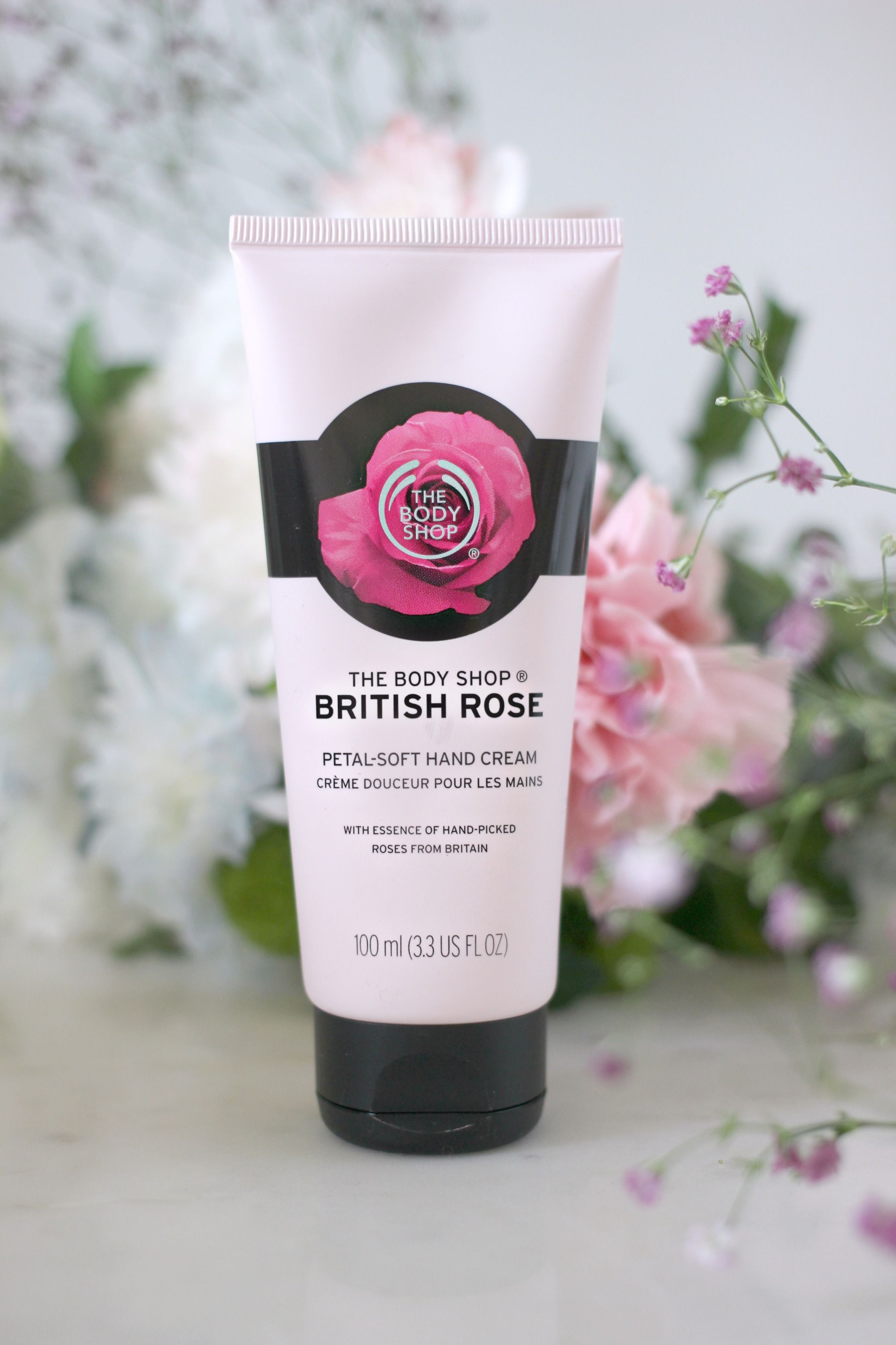 Luxury Mothers Day Gift Guide - Fashion Mumblr blog Body Shop British Rose