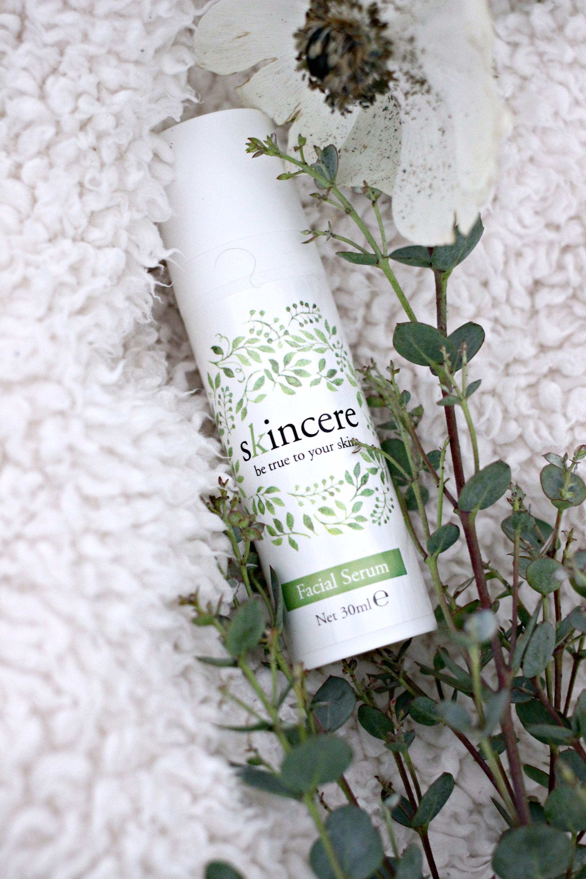 Skincare Natural Skincare Organic Beauty Review facial serum