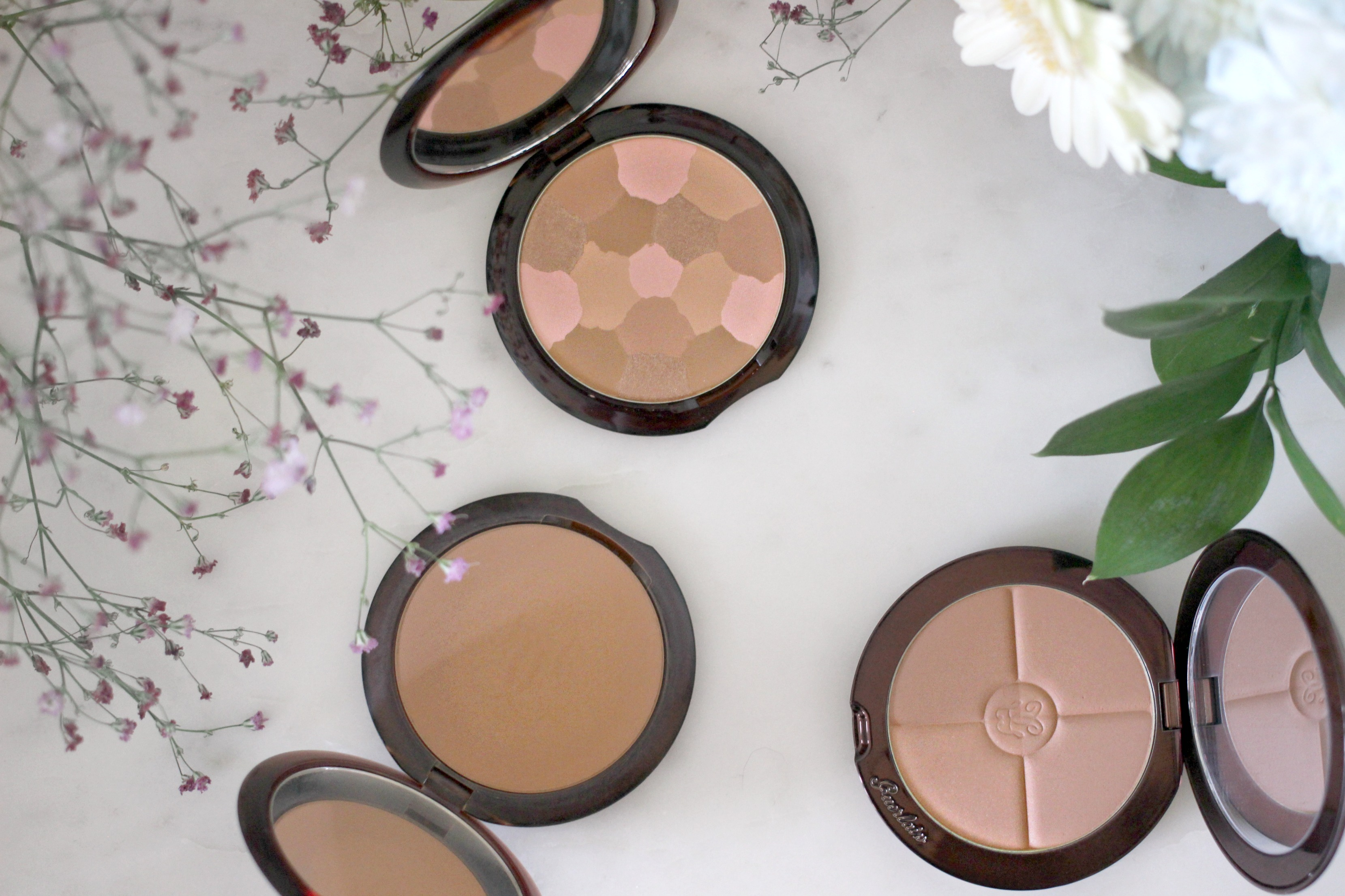Guerlain Spring Summer Beauty Makeup Collection Review Bronzers