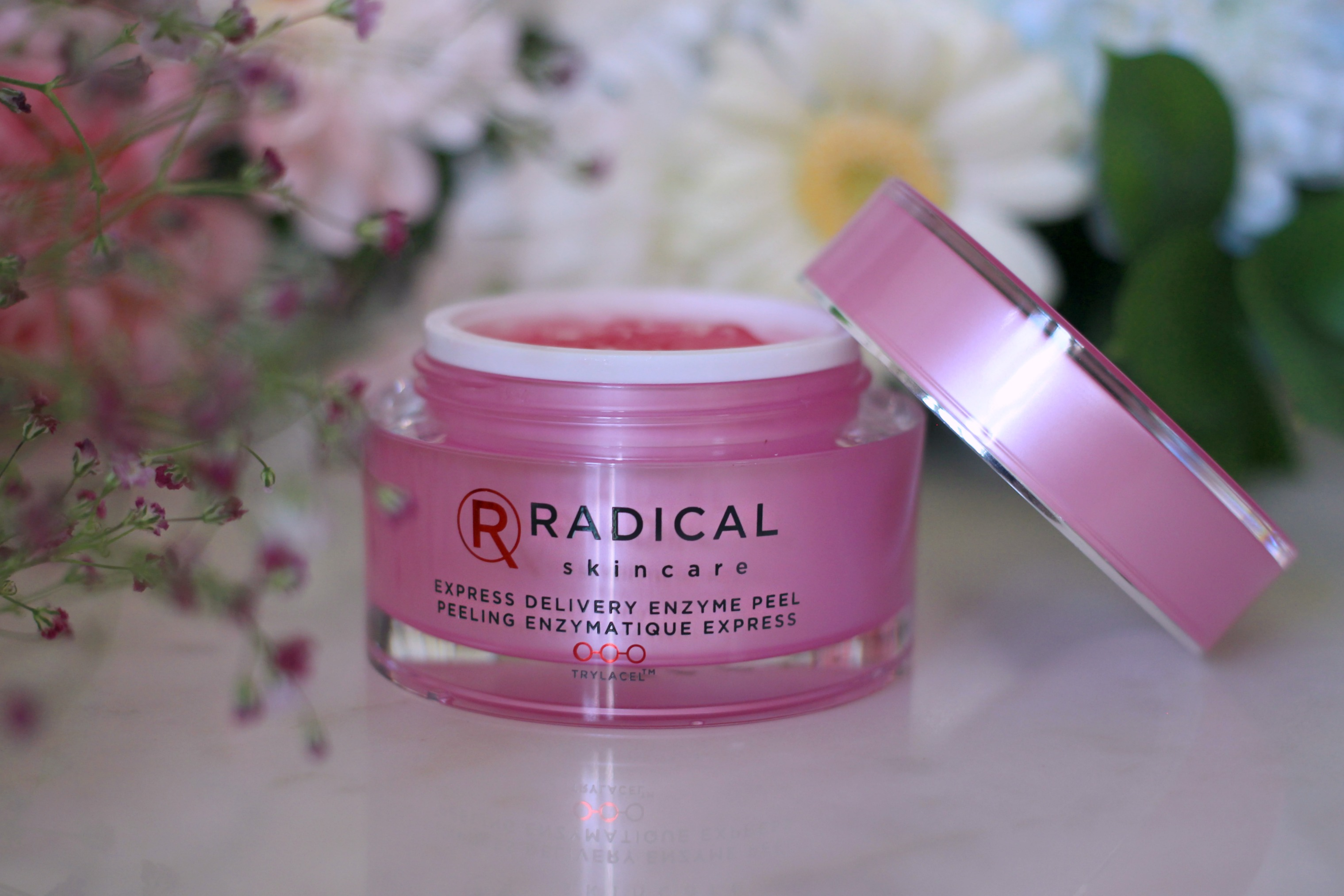 Radical Skincare Express Delivery Enzyme Peel Review
