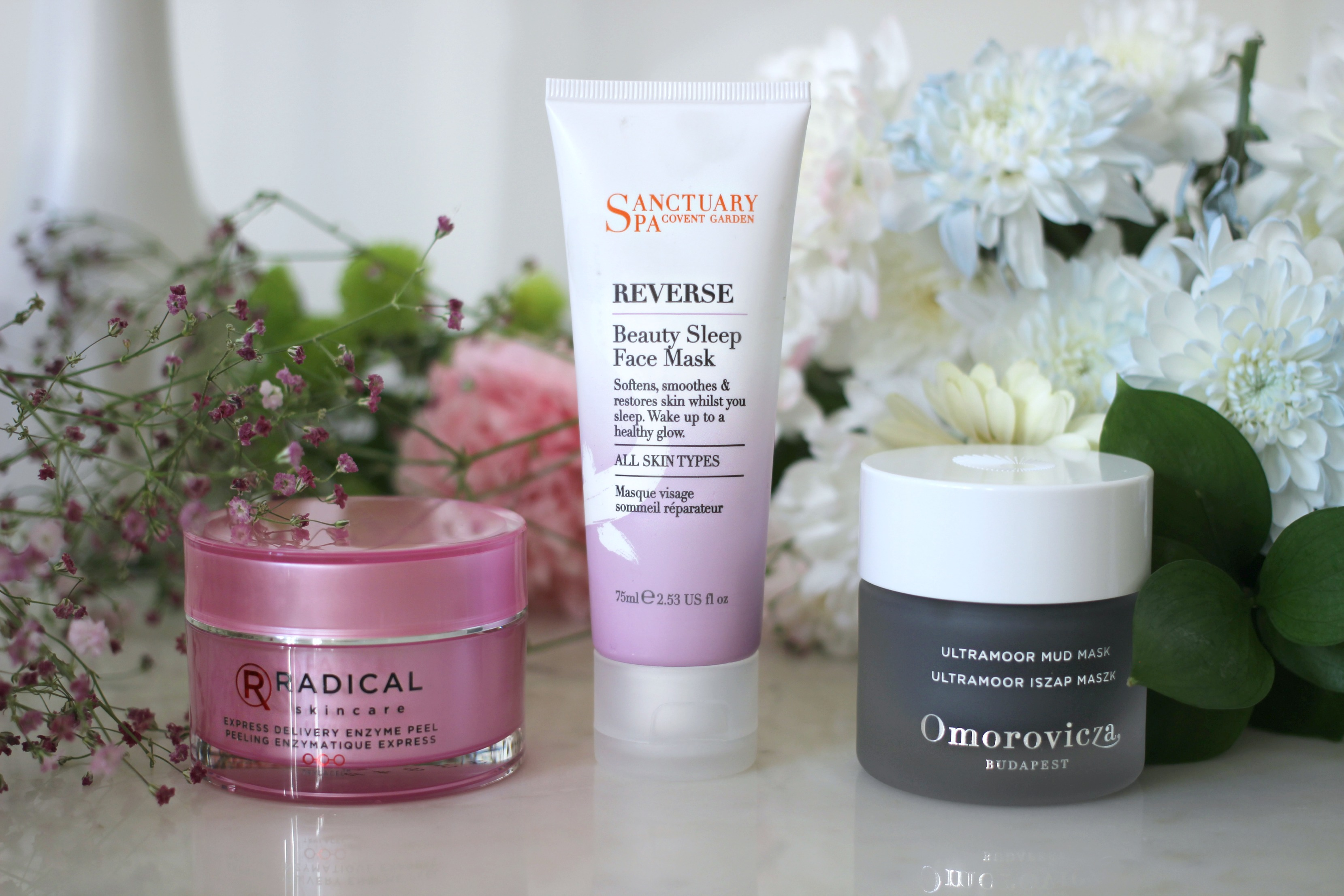 Three Face Mask Favourites - Fashion Mumblr Review