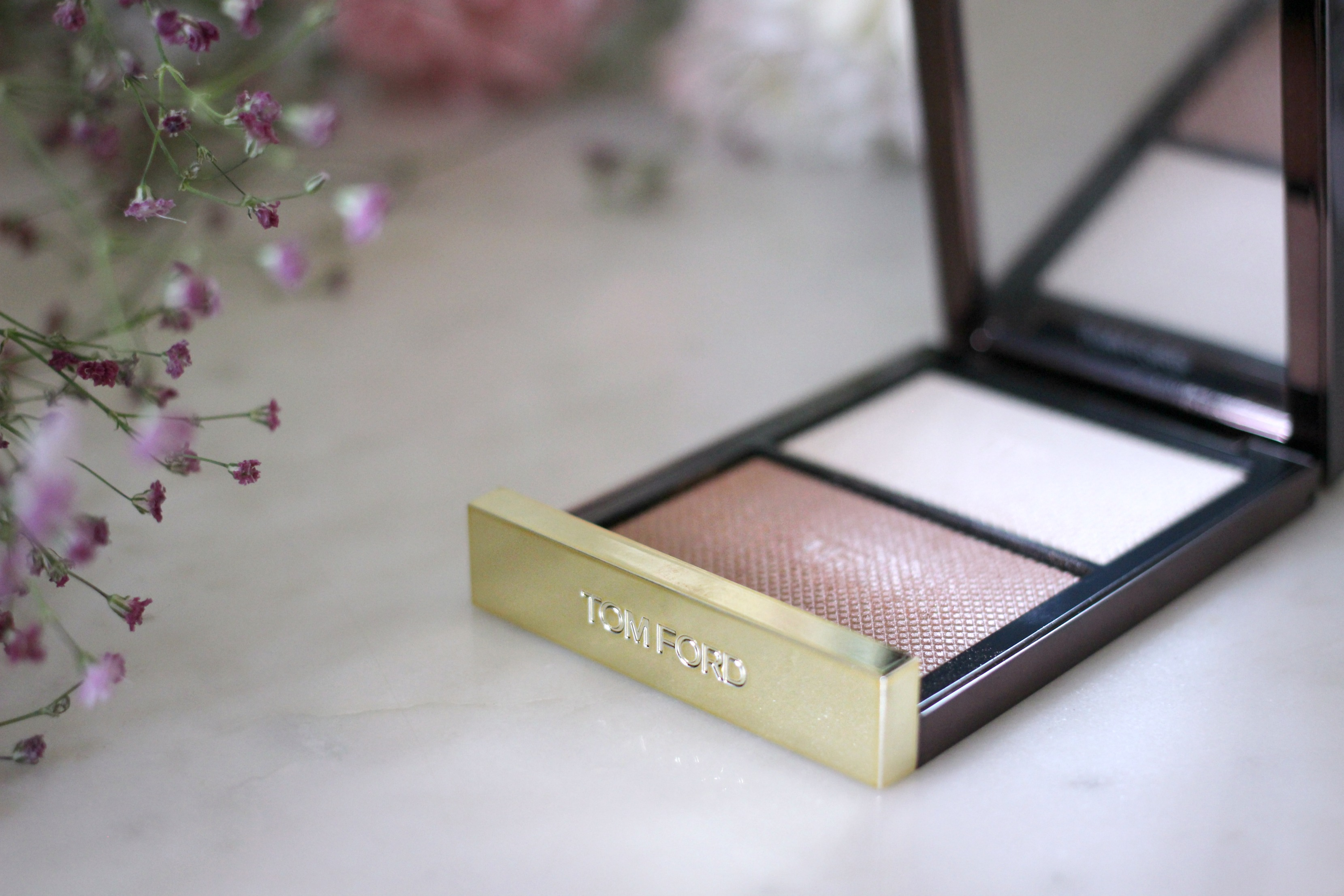 Tom Ford Spring Summer 2016 Beauty Makeup Collection -  highlight powder review