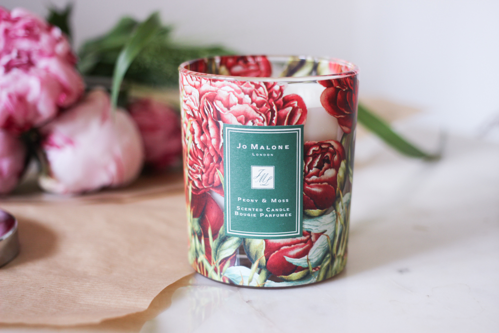 Fashion Mumblr Beauty = Jo Malone London Peony & Moss Candle - Charity