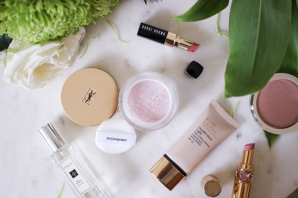 Fashion Mumblr Beauty = Things I Wont Leave Home Without - Philips How to Update your Makeup Routine for Summer | Bobbi Brown, Estee Lauder, YSL, Tarte, Loreal_-11