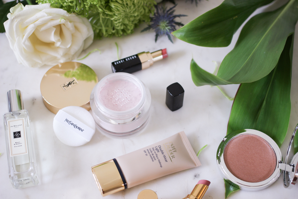 Fashion Mumblr Beauty = Things I Wont Leave Home Without - Philips How to Update your Makeup Routine for Summer | Bobbi Brown, Estee Lauder, YSL, Tarte, Loreal_-12
