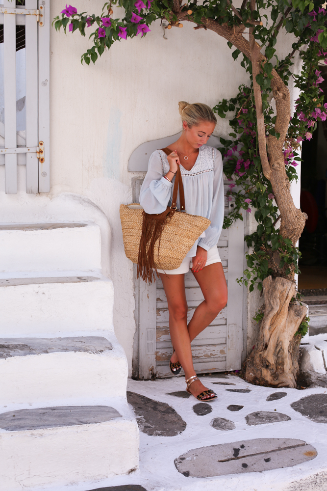 Fashion Mumblr Travel - Fashion - Mykonos Rimmel H&M Pimkie Boden Topshop OOTD