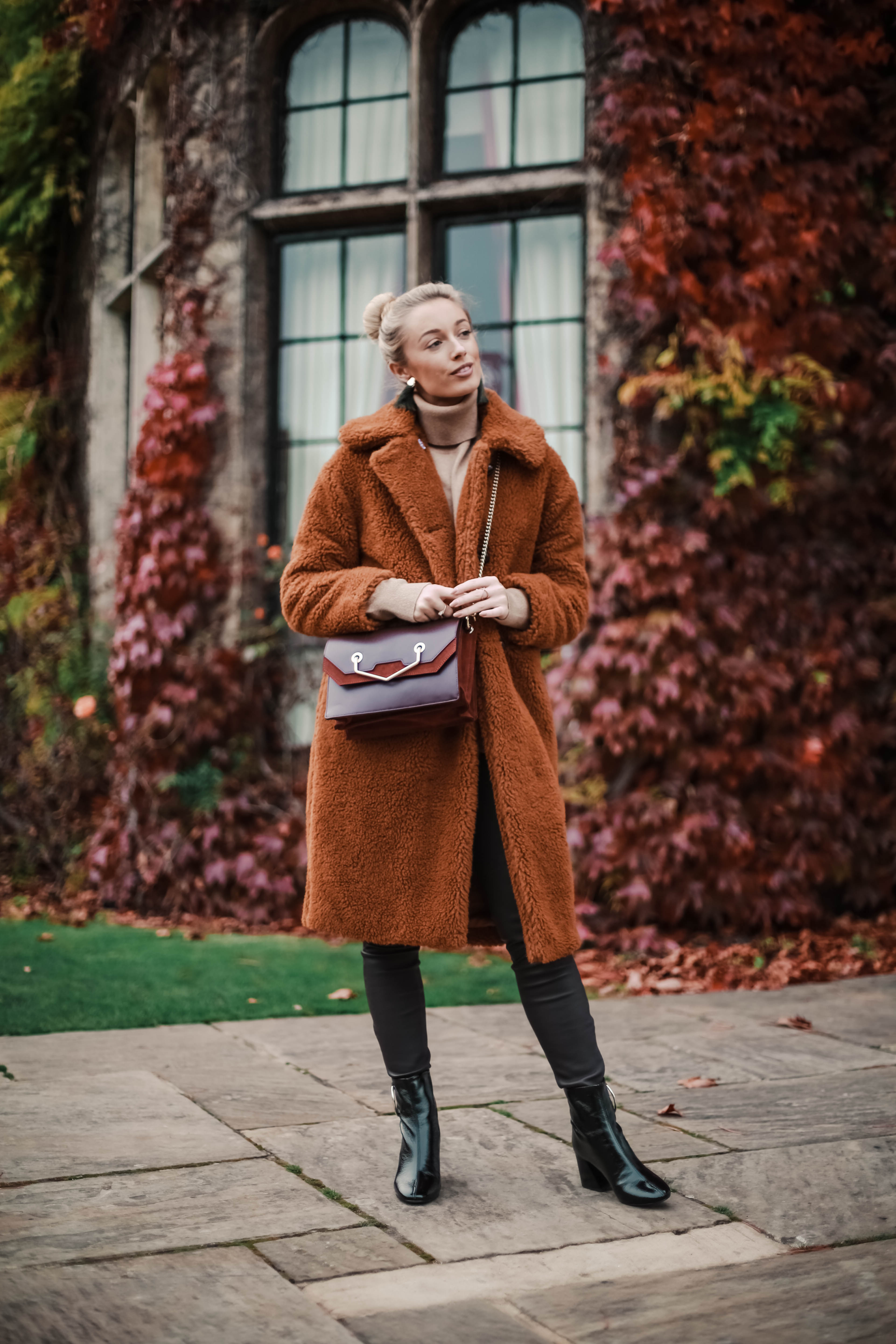 5 Fashion Trends For Fall 2013 From Berlin: 5 REASONS YOUR WARDROBE NEEDS A TEDDY BEAR COAT THIS