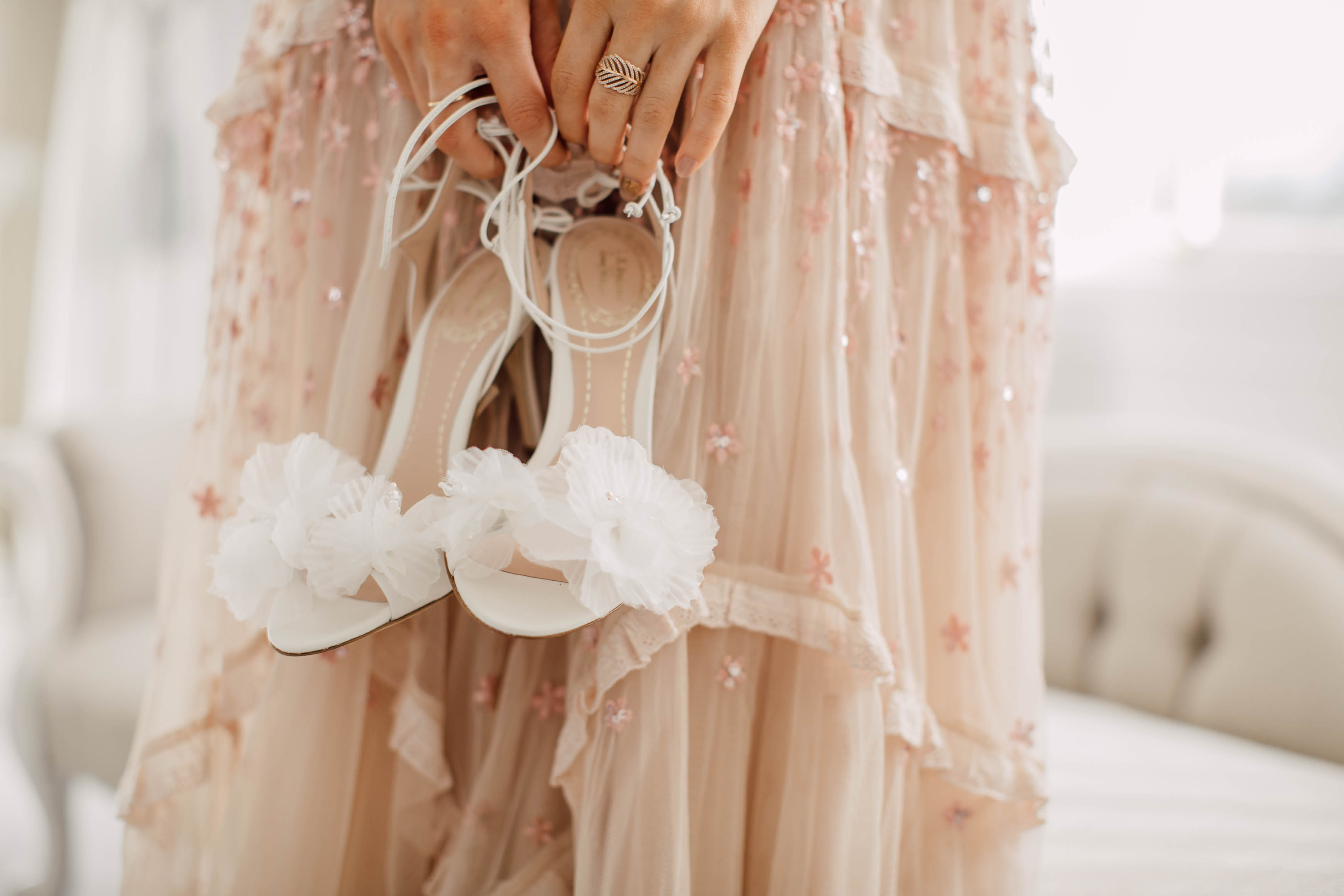 5 Steps To Choosing The Perfect Shoes For Your Wedding Fashion