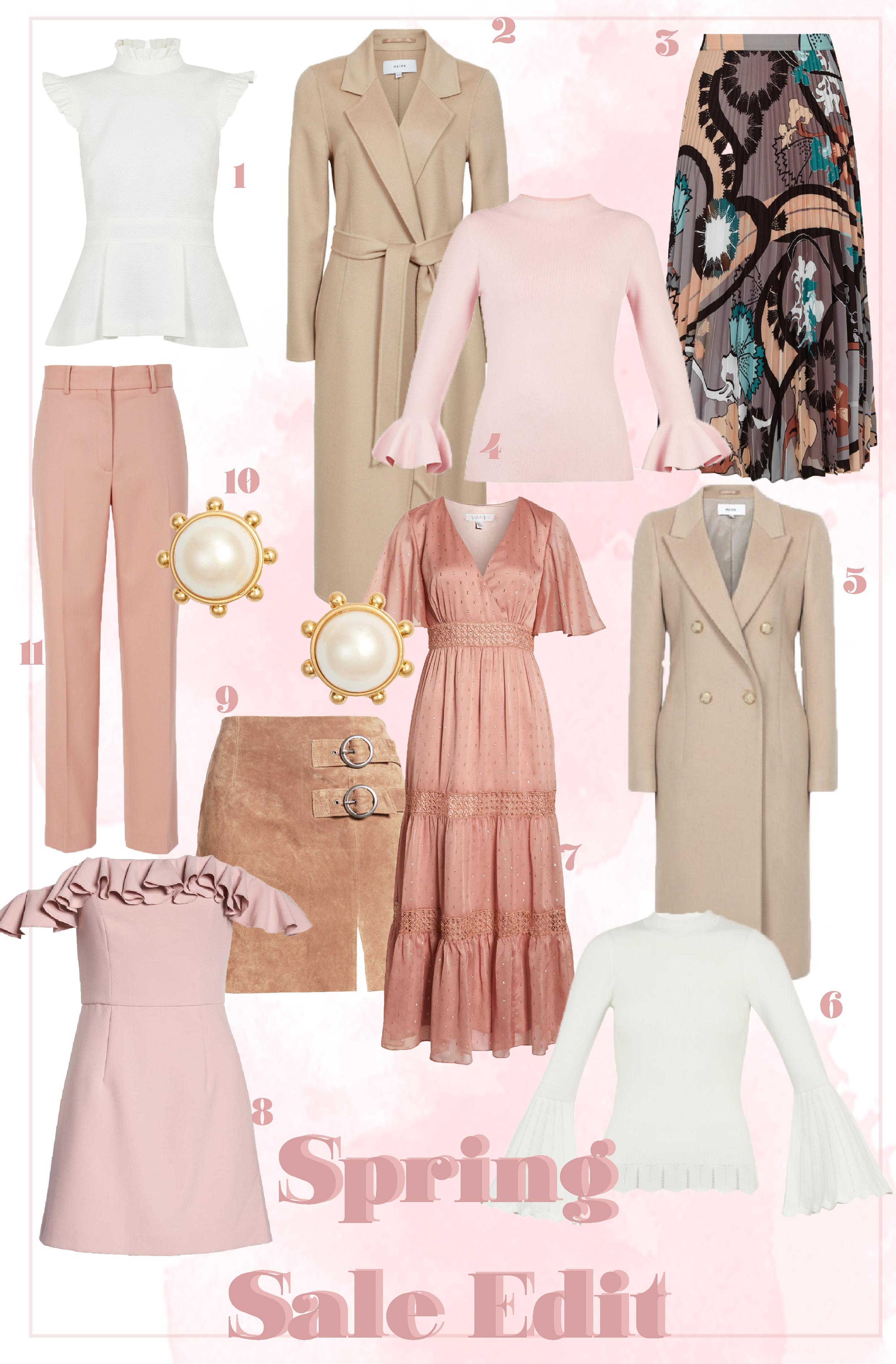 7abb38316 Spring Sale Edit - What To Buy! - Fashion Mumblr